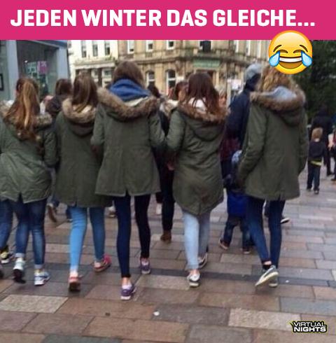 jeder winter