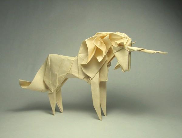 origami-einhorn