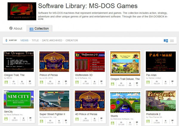 ms-dos-games
