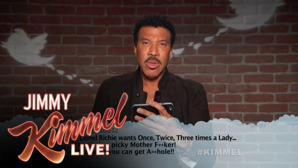Jimmy Kimmels Mean Tweets Music Edition mit Ed Sheeran, Mumford and Sons und Co.