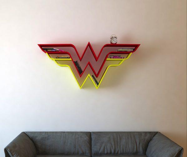 Bookshelves_Shaped_Like_Superhero_Logos_by_Burak_Dogan_2016_07