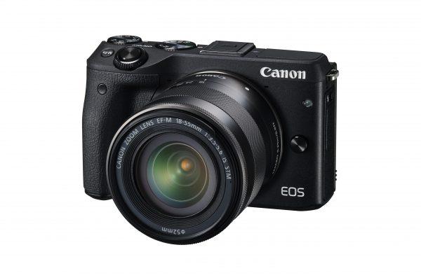 EOS M3 EF-M18-55STM FSL