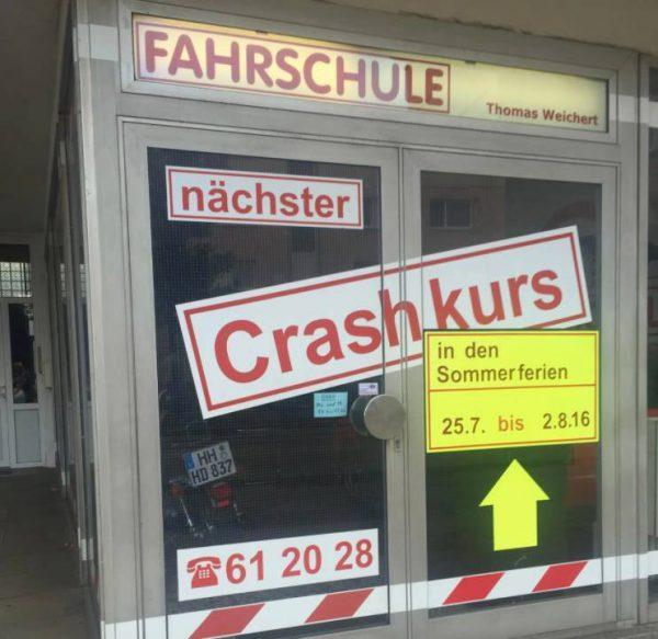 crashkur