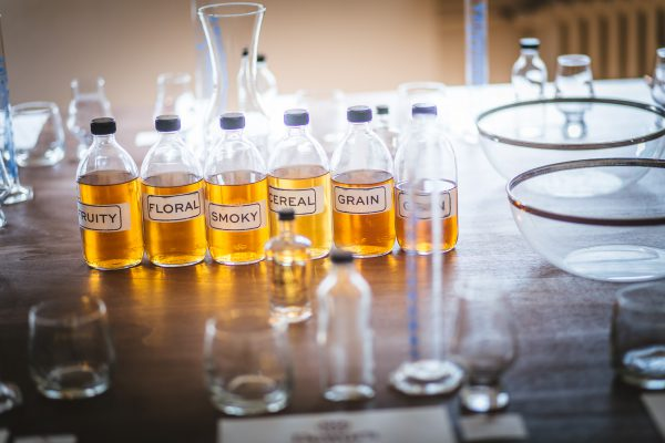 Masterblending_Herstellung Blended Scotch Whisky