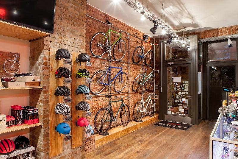 Standert Bicycles Showroom & Café 5