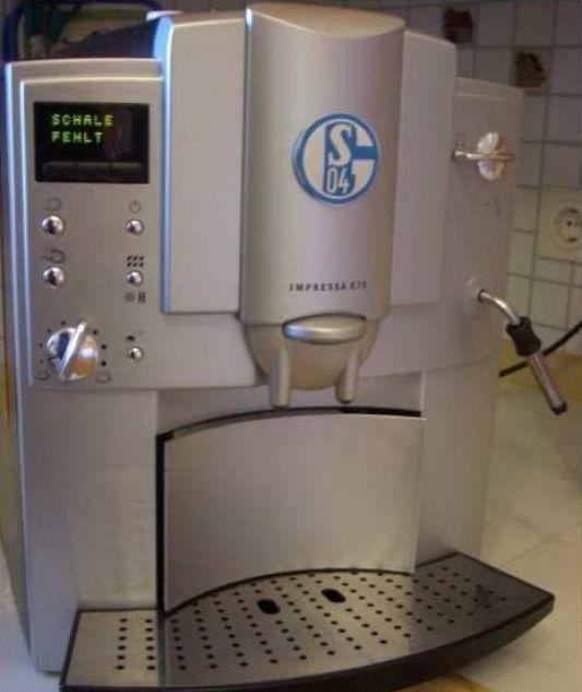 kaffeemachine-schalke