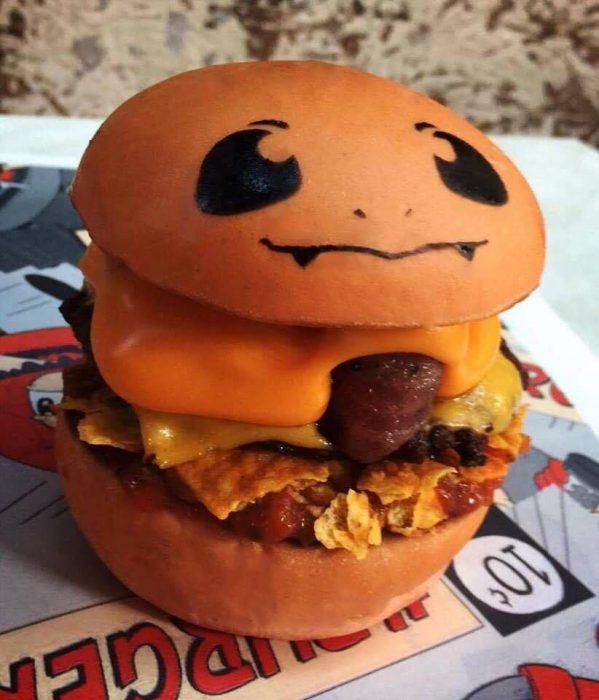 pokemon-burger-glumanda