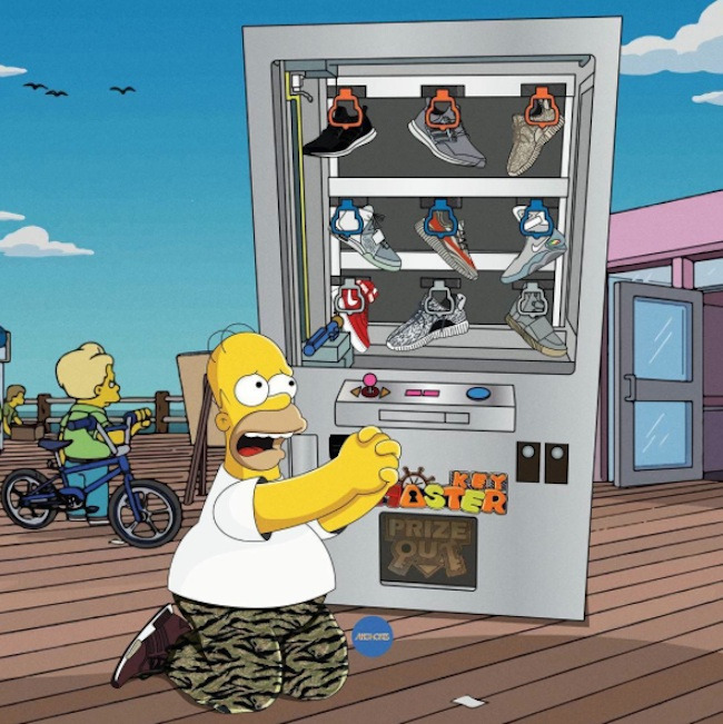 The-Simpsons-as-Sneakerheads-01