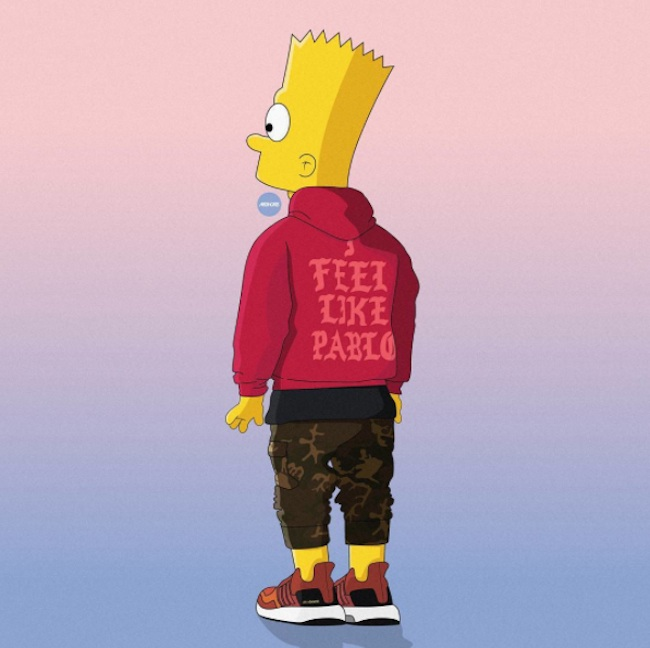 The-Simpsons-as-Sneakerheads-02