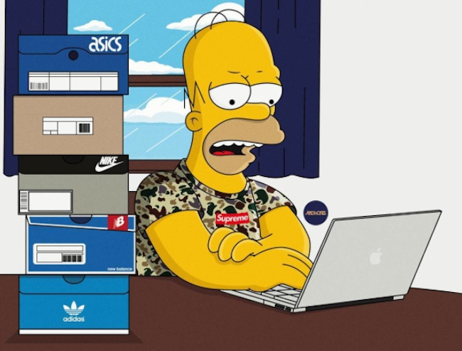 The-Simpsons-as-Sneakerheads-06
