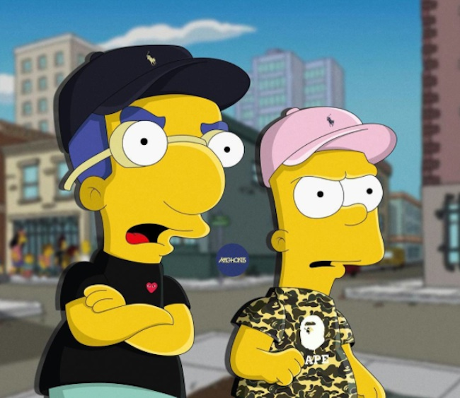 The-Simpsons-as-Sneakerheads-10