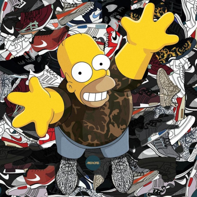 The-Simpsons-as-Sneakerheads-12