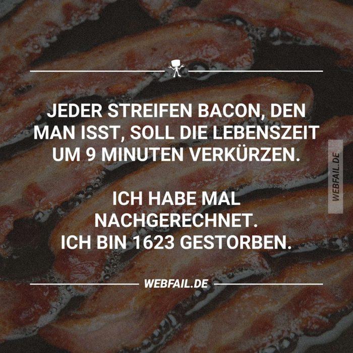 bacon-gestorben