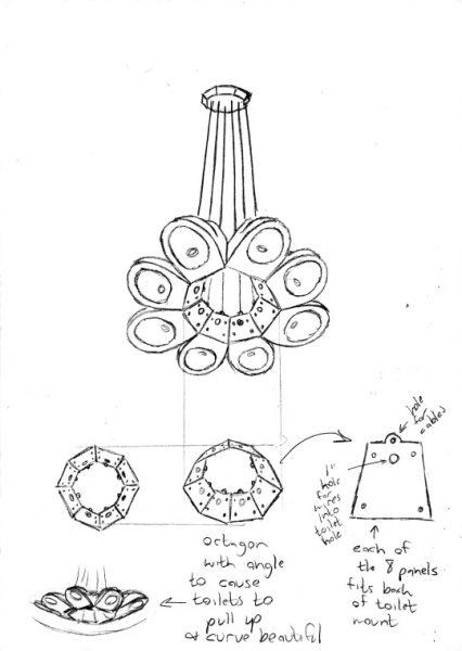 klo-lampe
