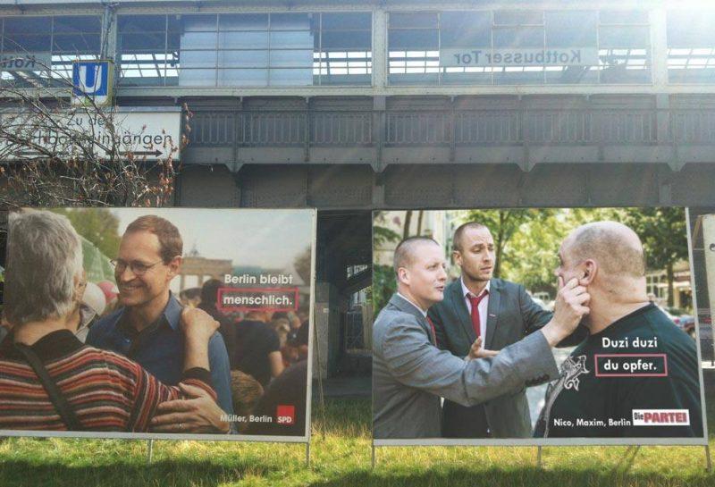 Endlich kommt Bewegung in den Berliner Wahlkampf