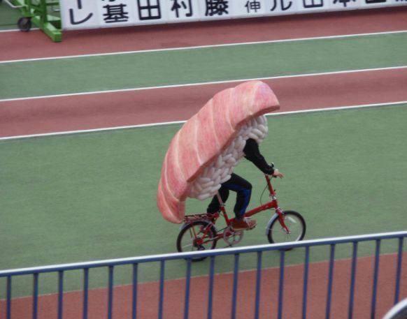 sushi-fahrrad