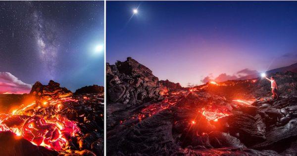lava-sternenhimmel-vulkan-foto