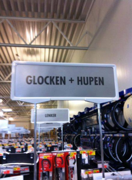 glocken-hupen