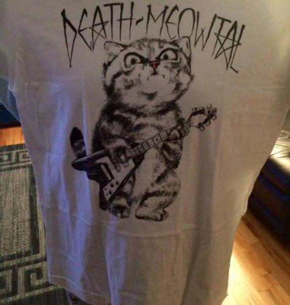 katze-metal-shirt