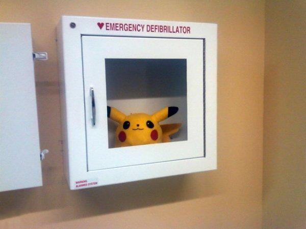 pickachu-defibrilator