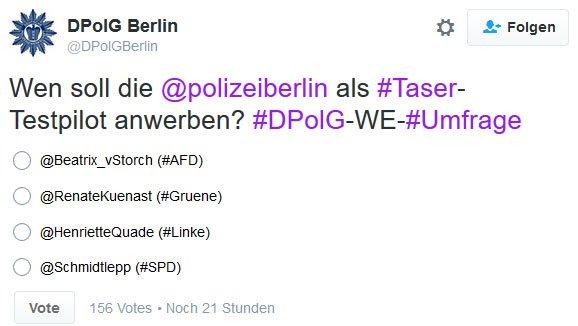 polizei-taser
