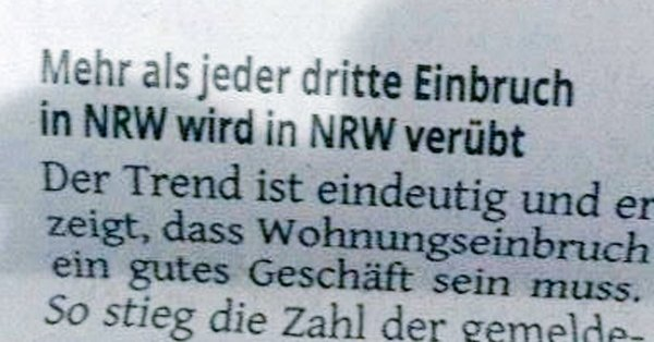einbruch-nrw