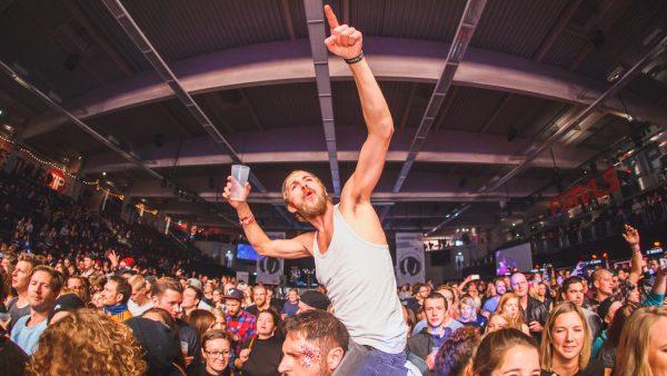 Festival.ZIP - Kosmonaut.Zip -Hamburg - 29.10.2016