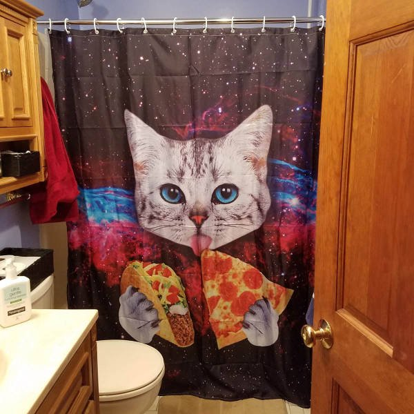 katze-pizza-tacco-duschvorhang