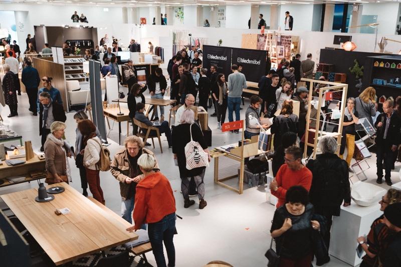 Designers' Open 2017 Kongresshalle am Zoo Leipzig